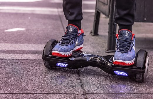 Czym jest hoverboard?